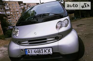 Smart Cabrio 2004 в Киеве