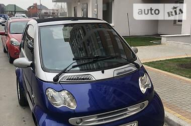Smart Cabrio 2001 в Києві
