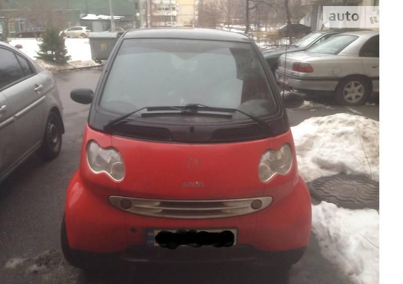 Smart Fortwo 2002 в Киеве