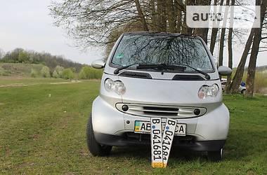Smart Fortwo 2002 в Виннице