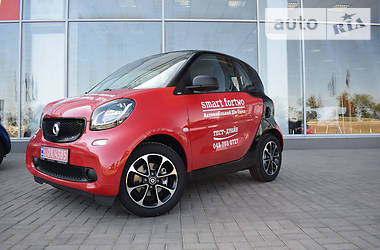 Smart Fortwo passion line 2016