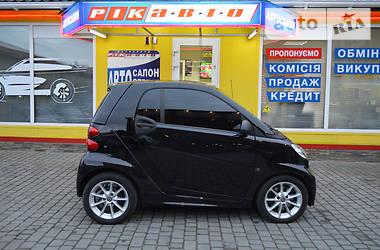 Smart Fortwo 2014 в Львове