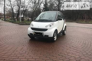 Smart Fortwo Turbo 2008