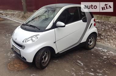Smart Fortwo Eco 2012