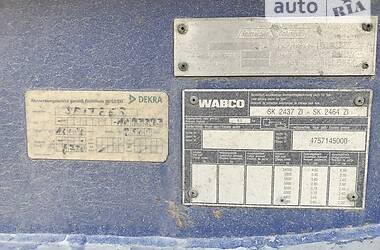 Цистерна полуприцеп Spitzer Silos 1993 в Ровно