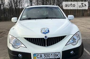 SsangYong Actyon 2010 в Умани