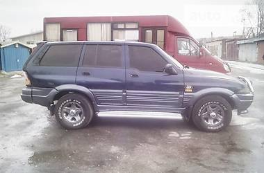 SsangYong Musso  1996