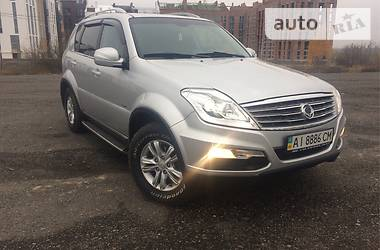 SsangYong Rexton W Delux TOD 2012