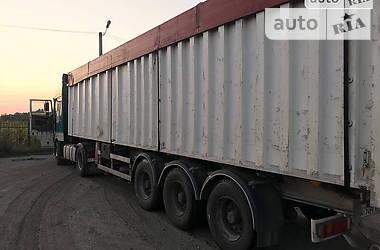 Зерновоз - полуприцеп STAS Alum 2003 в Борисполе