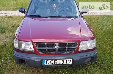 Subaru Forester 1998 в Виннице