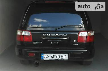 Subaru Forester 2.0i S-Turbo 2000