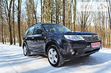 Subaru Forester 2.5 XS 2009