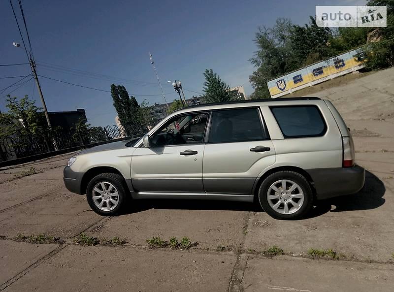Subaru Forester 2006 в Киеве