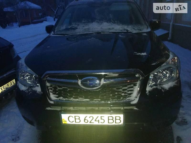 Subaru Forester 2013 года в Чернигове