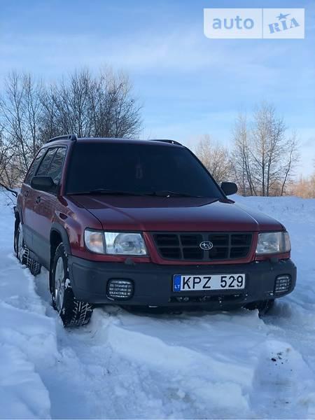 Subaru Forester 1999 года в Черкассах