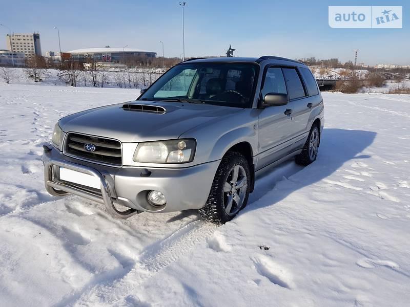 Subaru Forester 2004 года в Донецке