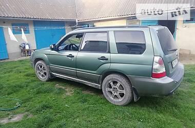 Subaru Forester 2005 в Черкассах