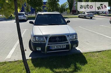 Позашляховик / Кросовер Subaru Forester 1998 в Хмельницькому