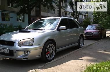 Subaru Impreza WRX Sedan 2004 в Харкові