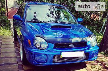 Subaru Impreza  WRX STI 2002 в Харькове
