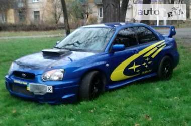 Subaru Impreza  WRX STI 2003 в Мариуполе