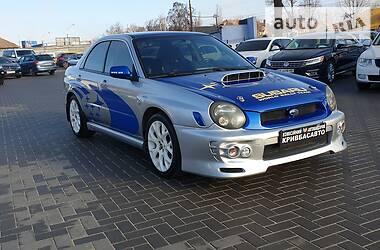 Subaru Impreza  WRX STI 2002 в Кривом Роге
