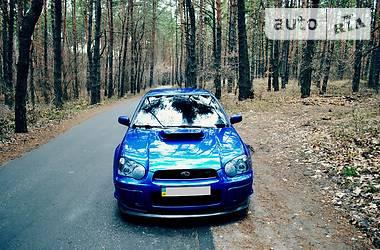 Subaru Impreza 300 hp 2004