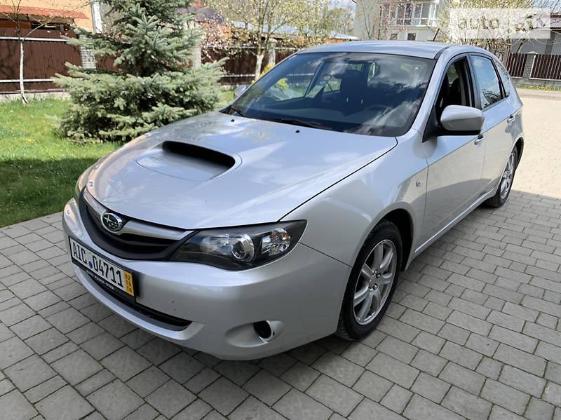 Subaru Impreza 2011 в Дрогобыче