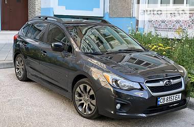 Унiверсал Subaru Impreza 2012 в Чернігові