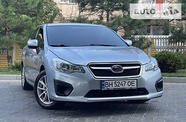 Седан Subaru Impreza 2014 в Одесі