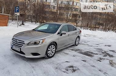 Subaru Legacy Premium 2016