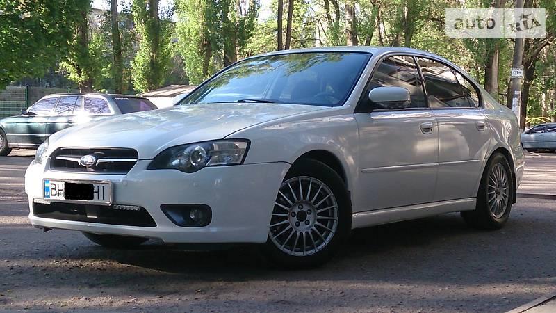 Subaru Legacy 2006 року в Одесі
