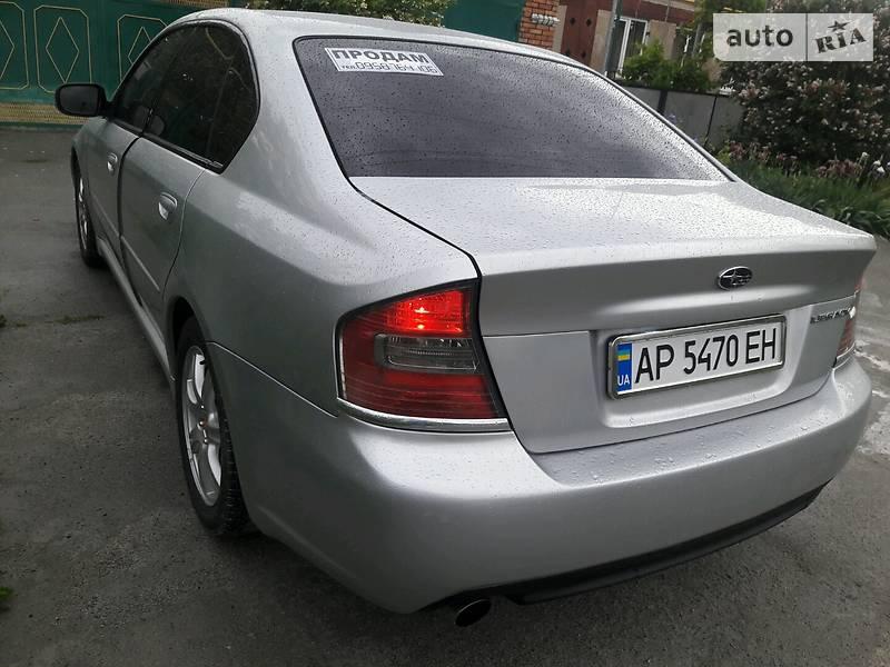 Subaru Legacy 2004 в Запорожье