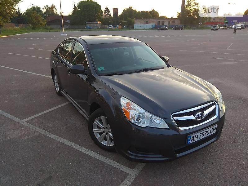 Subaru Legacy 2011 в Житомире
