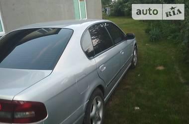 Subaru Legacy 2002 в Черкассах