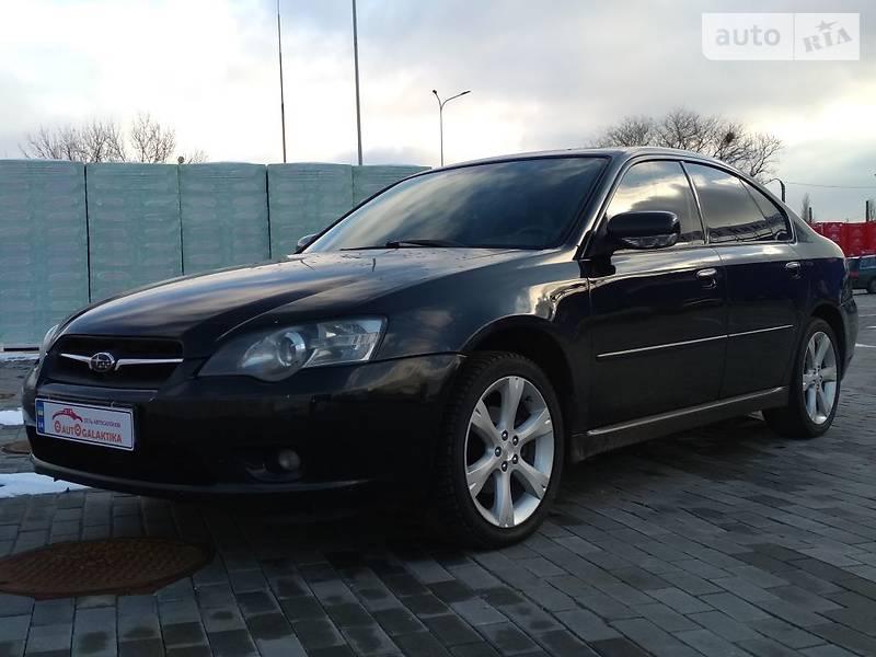 Subaru Legacy 2003 года в Николаеве
