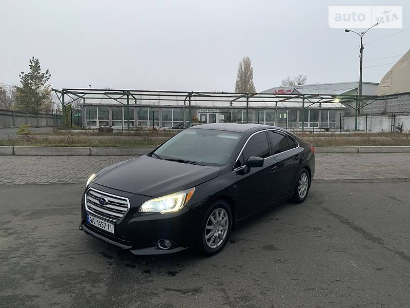 Subaru Legacy 2015 в Киеве