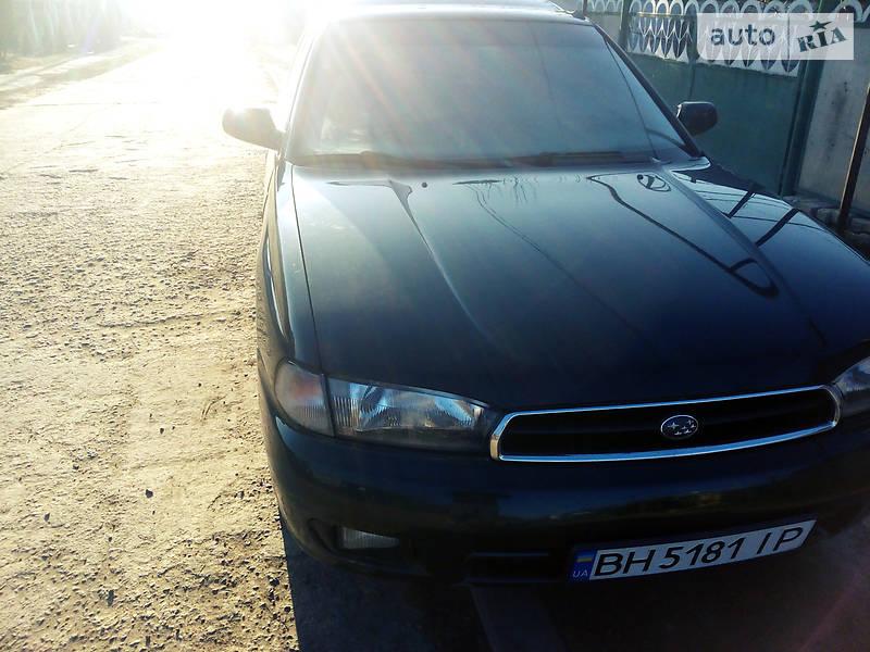 Subaru Legacy 1999 в Подольске