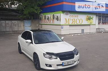 Subaru Legacy 2008 в Харькове