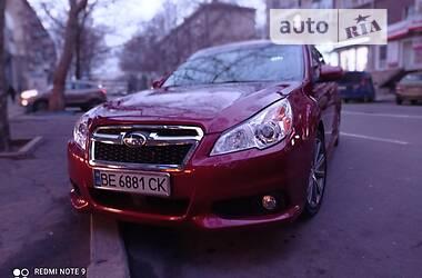 Седан Subaru Legacy 2013 в Николаеве