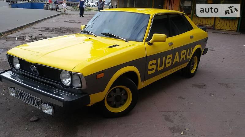 Subaru Leone 1977 года в Киеве