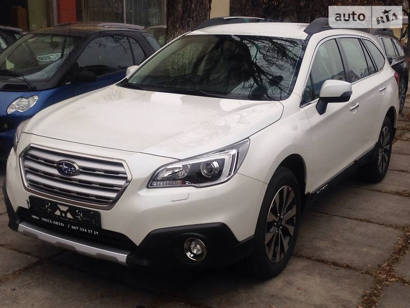 Subaru Outback 2017 в Киеве