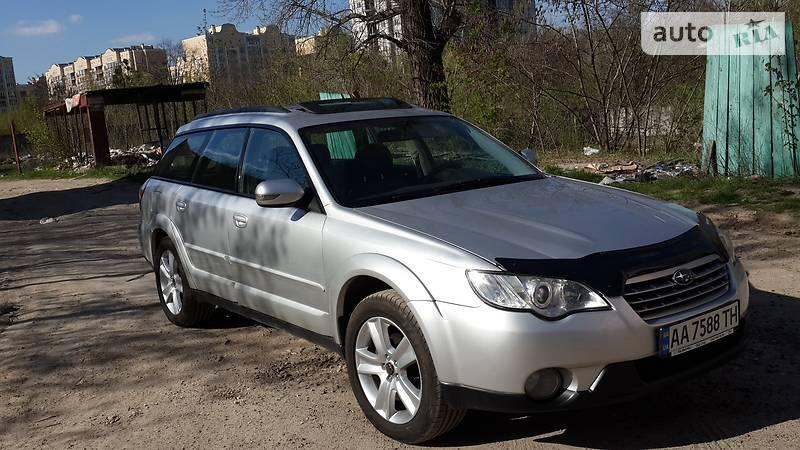 Subaru Outback 2007 года