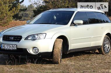 Subaru Outback 2005 в Дніпрі
