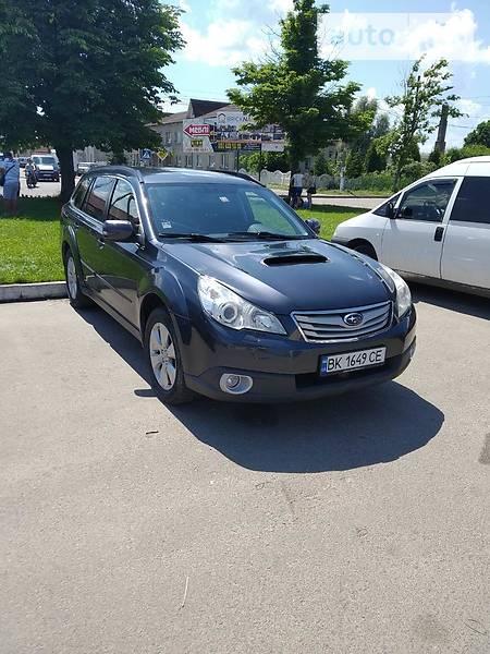 Subaru Outback 2011 года в Ровно