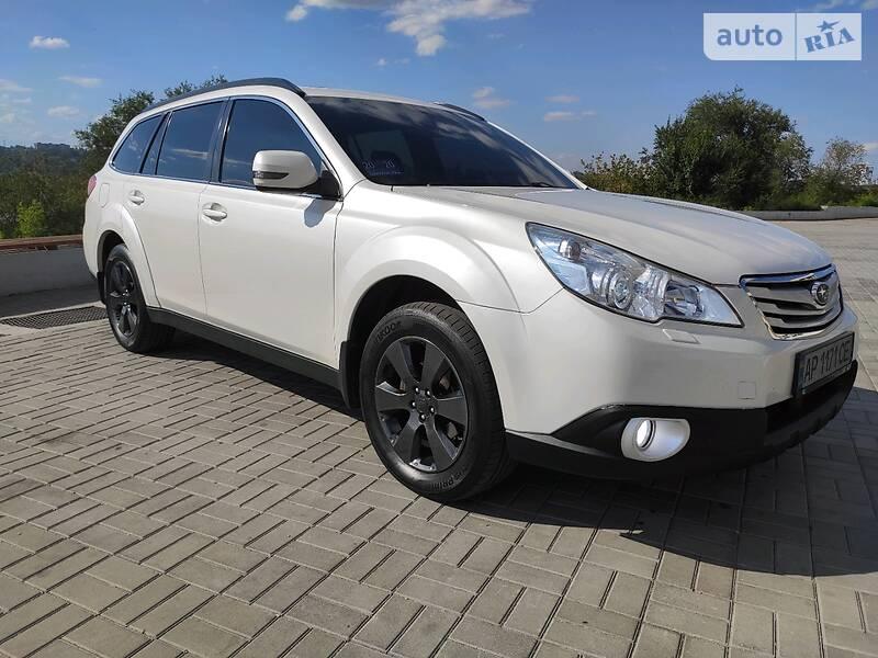 Subaru Outback 2011 в Запорожье