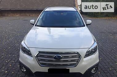 Subaru Outback 2016 в Житомире