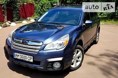 Subaru Outback 2014 в Житомире