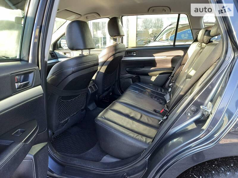 Subaru Outback FULL Metan GBO 2013