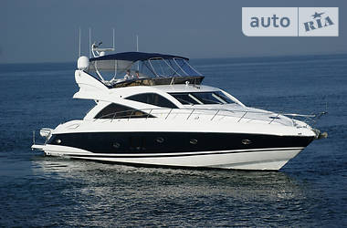 Sunseeker Manhattan 2007 в Киеве